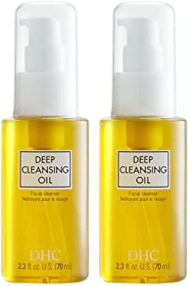 DHC Deep Cleansing Oil (S), 2.3 fl. oz, Pack of 2