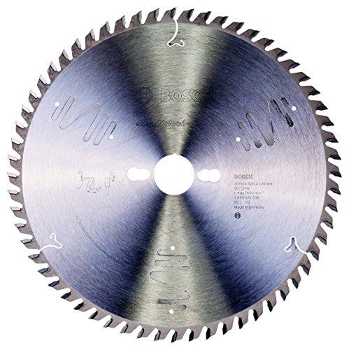 Bosch Professional 2608642506 Kreissägeblatt Expert für Wood, 250 x 30 x 3,2 mm, 60