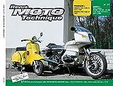 E.T.A.I - Revue Moto Technique 37.2 PIAGGO P125X et - BMW R60 75 80 R100
