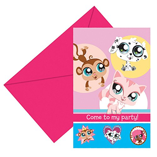 Hasbro Plastique Littlest Pet Shop Nappe 1.8 m x 1.2 m