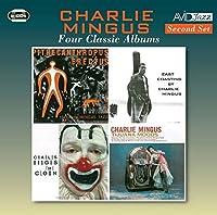 Charlie Mingus: Four Classic Albums