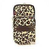 LHY Antiscivolo Braccio Bag Sacchetto del Telefono Mobile, Il Sacchetto del Polso, Sacchetto del Braccio, Cavezza Coin Purse, Sacchetto della Tela di Canapa di Carino Sport Donne Durevole (Color : A)