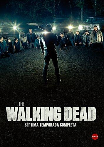 The walking dead 7ª temp.completa [DVD]