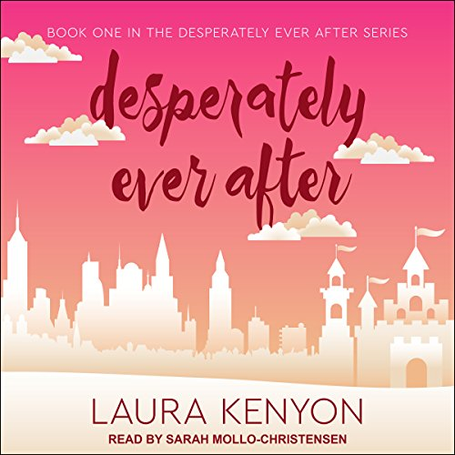 Desperately Ever After audiobook cover art