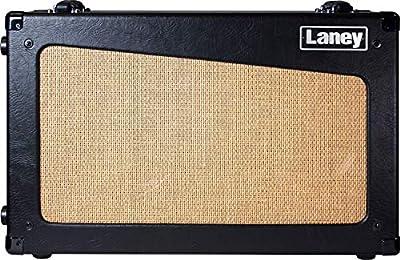 Laney CUB CAB 2x12 Open-Back Guitar Speaker Cabinet,