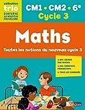 Maths CM1 CM2 6e Trio - Nouveau programme 2016