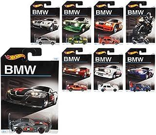 Hot Wheels - Vehículos colección BMW Surtidos (Mattel DJM79)