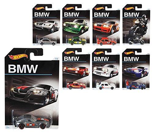 Mattel Hot Wheels DJM79 - 100 Jahre BMW Die-Cast (Sortiert)