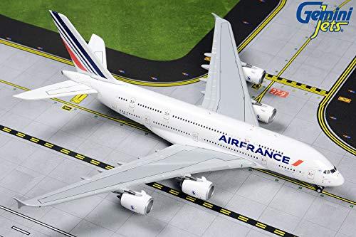 GeminiJets GJAFR1861 1:400 Air France Airbus A380-800 Airplane Model