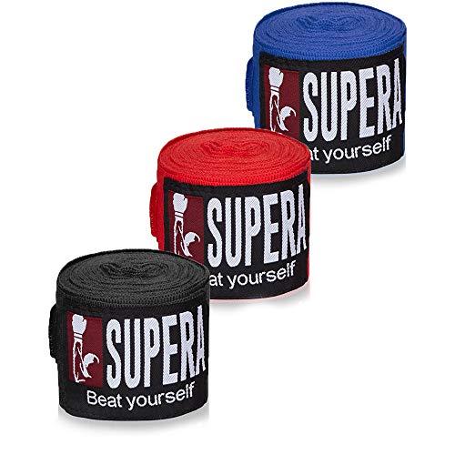 Supera elastische Boxbandagen 4,5m mit...