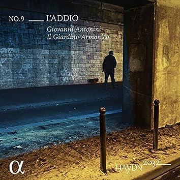 Haydn 2032, Vol. 9: L'Addio