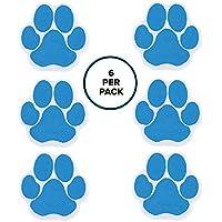 Piscinas duchas Botes escaleras y m/ás 6 Unidades, Agarre confiable, Azul SlipX Solutions/® Las Huellas Antideslizantes Adhesivas para el Ba/ño a/ñaden tracci/ón Antideslizante a Las ba/ñeras