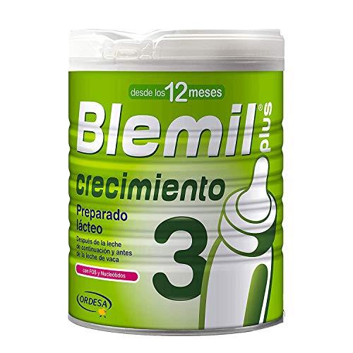 Blemil Plus 3 Fórmula de Crecimiento 800 gr