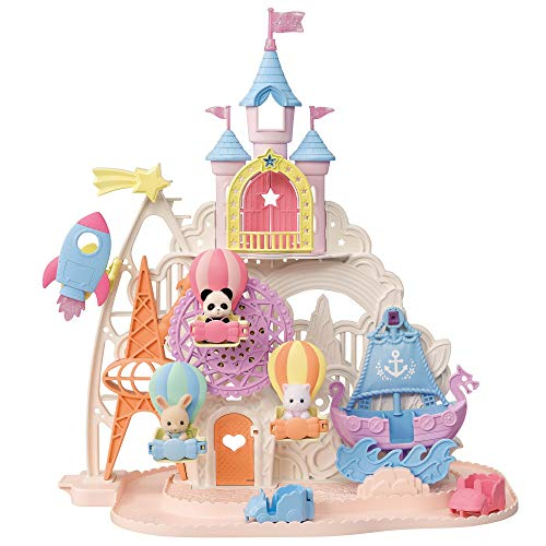 Sylvanian Families 5538 - Parco divertimenti per bebè