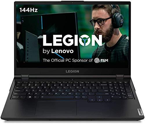 Lenovo Legion 5 15.6' FHD 300nits 144Hz Gaming Laptop, 8-Core Ryzen 7-4800H up to 4.2GHz, 16GB DDR4, 1TB SSD, NVIDIA GeForce GTX 1660Ti 6GB GDDR6, Webcam, Backlit Keyboard, Windows 10, TWE Mouse Pad