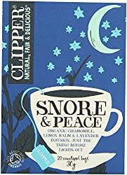 Organic chamomile, lemon balm and lavender infusion The perfect accompaniment to a bedtime read Natural, fair and delicious Made with pure ingredients and a clear conscience