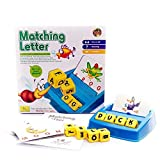 Txyk Match and Spell Board Game for Children and Preschoolers Family Fun Developmental