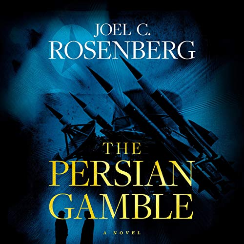 The Persian Gamble audiobook cover art