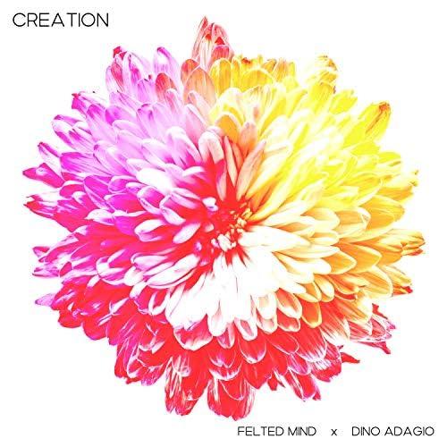 Dino Adagio & Felted Mind