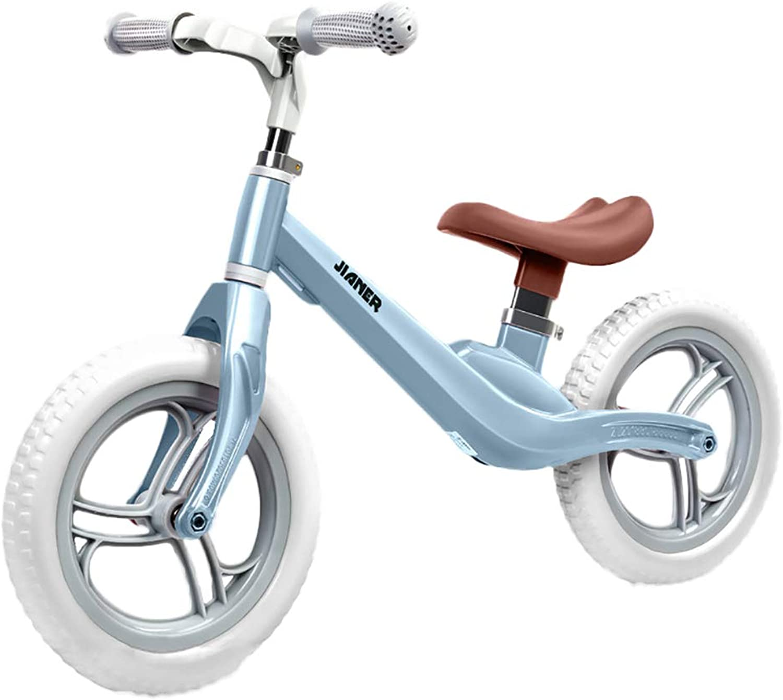 100% garantía genuina de contador GHL Aleación de magnesio Niño Bicicleta Sin Pedal Pedal Pedal 2-6 años de Edad Dos Rondas Niño Bicicleta  Envio gratis en todas las ordenes