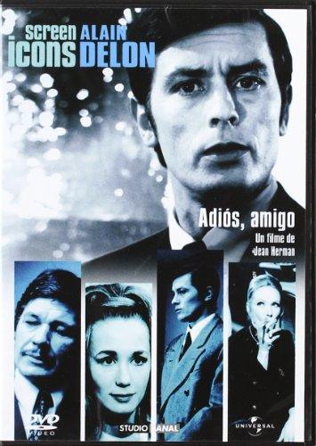 Adiós, Amigo (Alain Delon) [DVD]