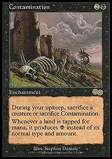 Magic the Gathering - Contamination - Urzas Saga