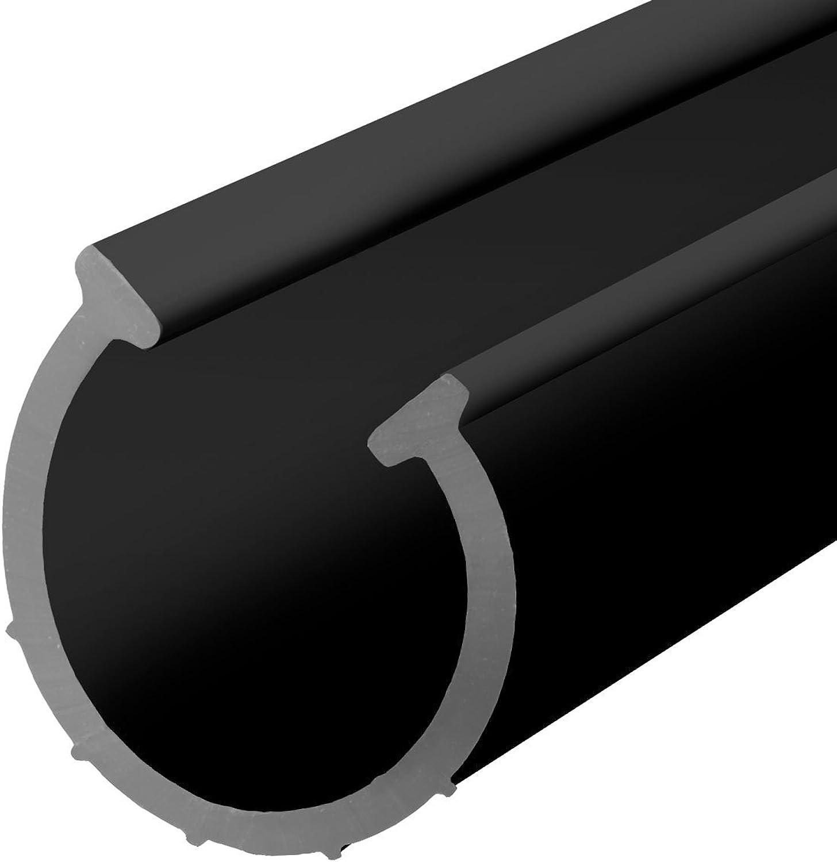 STEIGNER Garagentor Dichtung Bodenabdichtung aus PVC, 6,5 m, 70 mm x 6 mm, SBD02 B07FXW22G5 | Vollständige Spezifikation