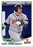 2013 Topps Pro Debut #182 Dan Vogelbach (Prospect/Rookie Card) MLB Baseball Card NM-MT. rookie card picture