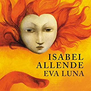 Eva Luna audiobook cover art