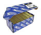 Tacwise 0174 Grapas de Tipo 14/35 mm, Metalizado, 14/3 mm, Set de 10000 Piezas