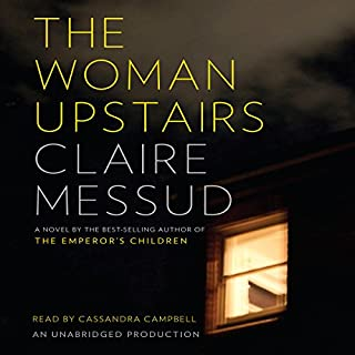 The Woman Upstairs audiobook cover art