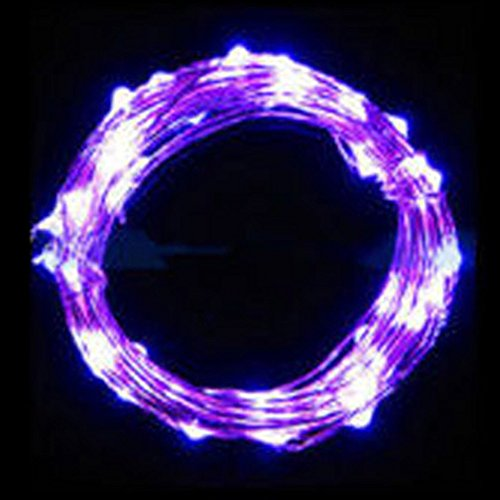 Printasaurus 2M String Fairy Light 20 LED Battery Operated Xmas Lights Party Wedding Lamp Home & Garden Home Decor