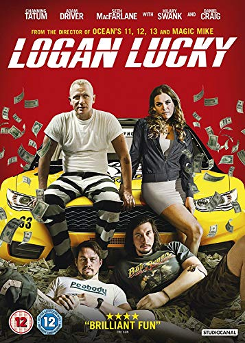 Logan Lucky [DVD] [2017]