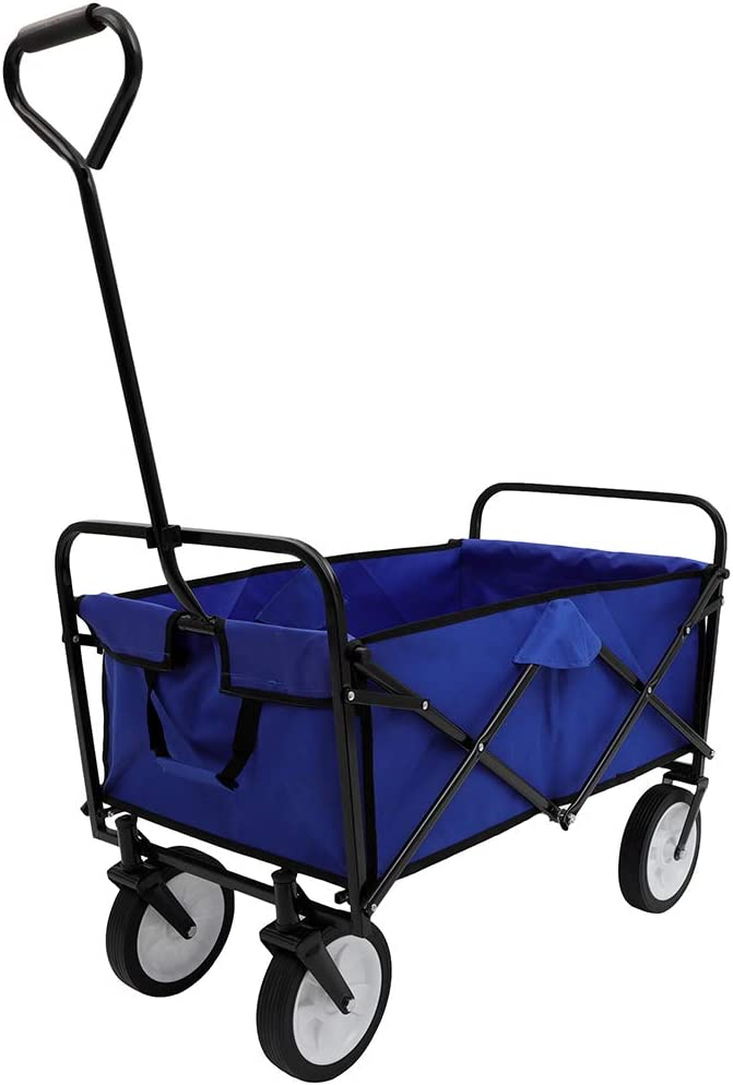 GYZJ Heavy Duty Collapsible Outdoor New sales Wagon Utility Capaci 110 Selling rankings LBS