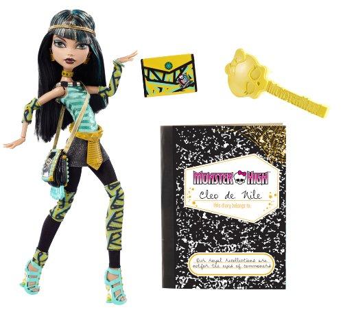 Monster High - V7991 - Poupée - Cleo De Nile