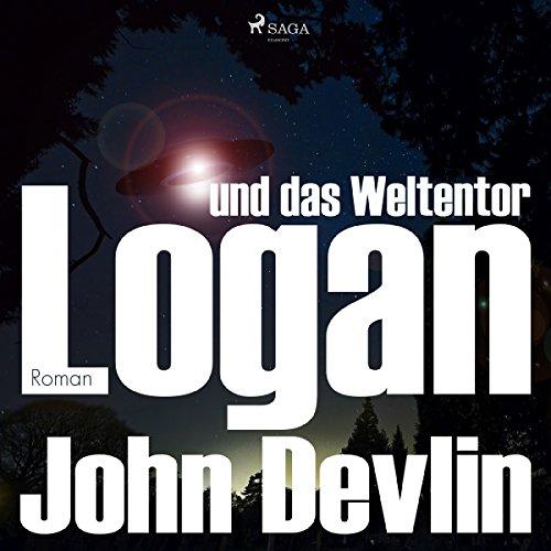 Logan und das Weltentor audiobook cover art