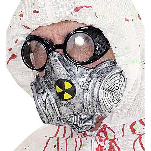 WIDMANN vd-wdm00831mscara de gas, color gris, talla nica , color/modelo surtido