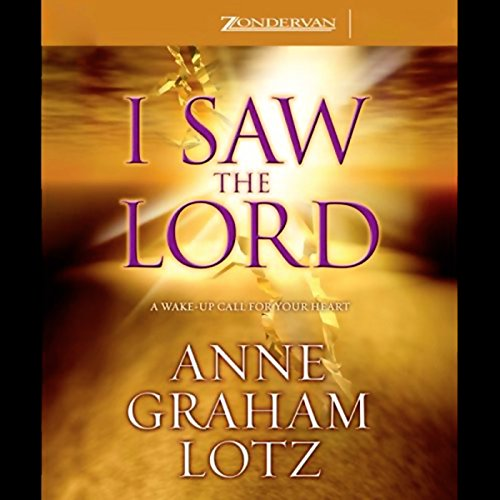I Saw the Lord audiobook cover art