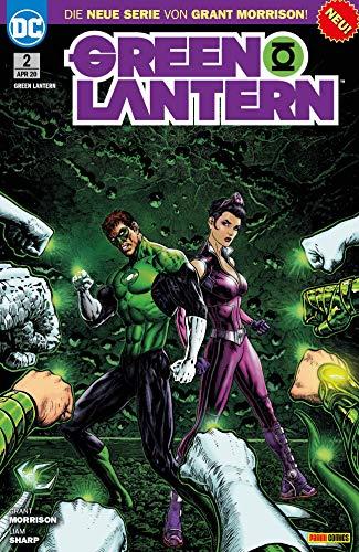 Green Lantern: Bd. 2 (2. Serie): Wächter des Multiversums