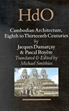 Cambodian Architecture, Eighth to Thirteenth Centuries