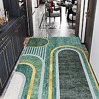 新しい滑り止めドアマット、2層PVCレザーフロアマット、汚れを吸収するエントランスカーペット、屋内、中庭、フロントドアとリアドアの洗えるフロアマット