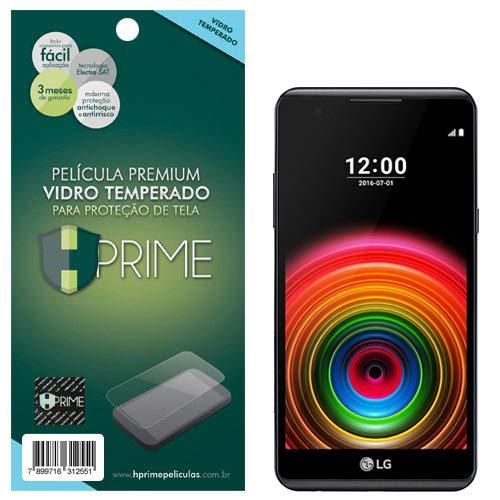 Pelicula de Vidro Temperado 9h para LG X Power, HPrime, Película Protetora de Tela para Celular, Transparente