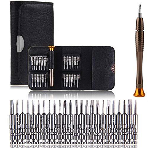 Xaiox - Set di cacciaviti di precisione per riparazione di smartphone e PC