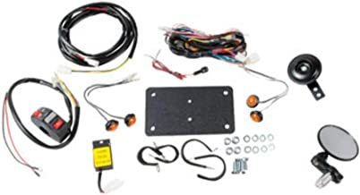 ATV Horn & Signal Kit with Recessed Signals for Can-Am Outlander 800R EFI XT-P 2010-2011