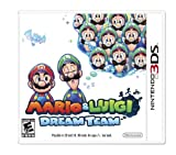 Mario and Luigi: Dream Team Nintendo 3DS