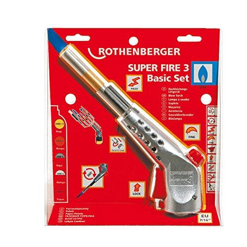 Rothenberger super-fire-3eu Brenner super-fire-3eu
