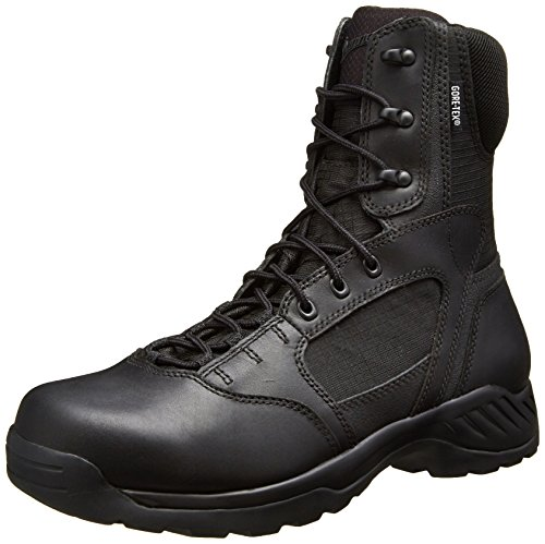 "Danner mens Kinetic 8"" Gtx-m hiking boots, Black, 11.5 Wide US"