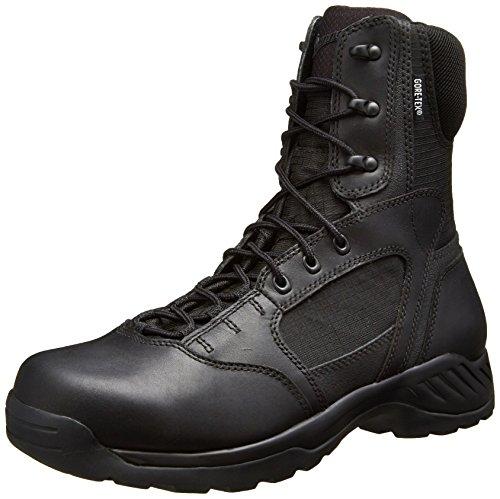Danner Mens Kinetic 8 GTX Uniform Boot, Black, 10.5 D US