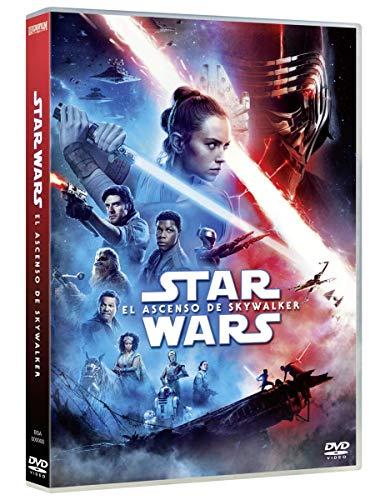 Star Wars: El Ascenso de Skywalker [DVD]