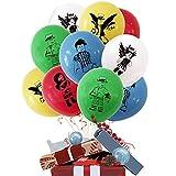 20 Pièces jeu vidéo Ballons HANEL-Roblox Latex Ballons Party Set pour Fêtes,Anniversaire,Cérémonie de Mariage,Party,d'anniversaire,Ballons de imprimé Dessin Animé